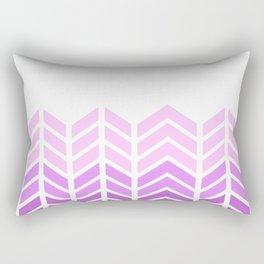 OMBRE LACE CHEVRON 2 Rectangular Pillow