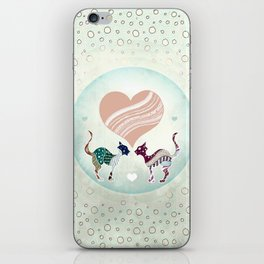 CatLove iPhone Skin