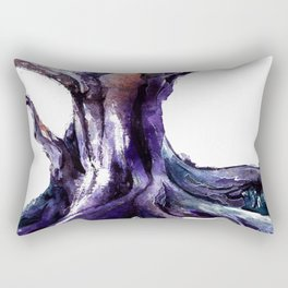Rooted Rectangular Pillow
