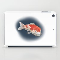 koi iPad Cases featuring Koi by Ken Coleman