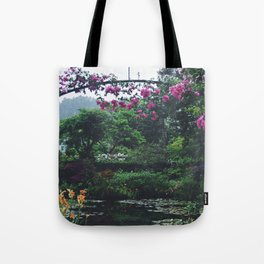 Under the Archway Tote Bag