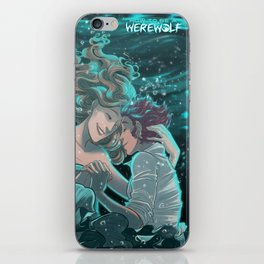 How to be a Werewolf: Chapter 7 Cover iPhone Skin