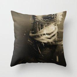 Artifact II Throw Pillow
