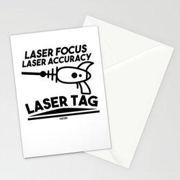 Laser Game Team infrared Phaser Stationery Cards