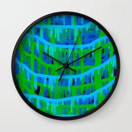 Pattern3433c Wall Clock