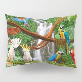 Enchanted Jungle Pillow Sham