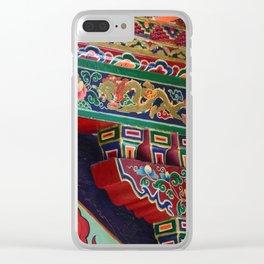 colour Clear iPhone Case