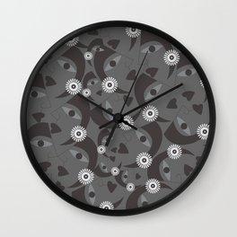 women 3 Wall Clock