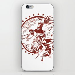 Afr Amazon Fan Art iPhone Skin