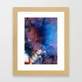 Celestials - Blissful Ignorance Framed Art Print