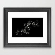 NiteBalloons v. 4 Framed Art Print
