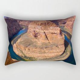 Horseshoe Bend Rectangular Pillow