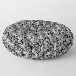 Butterfly hairpin 1900 #2 Floor Pillow