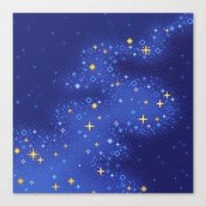 Lapis Universe Canvas Print