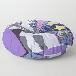 Slipped Floor Pillow