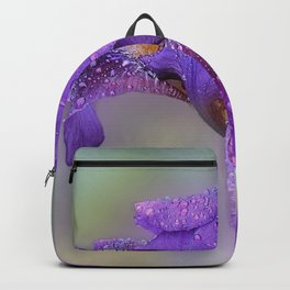 Beauty of Iris Backpack