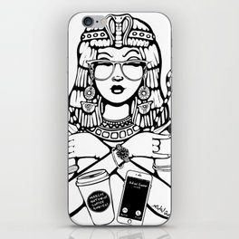Cleopatra CEO iPhone Skin