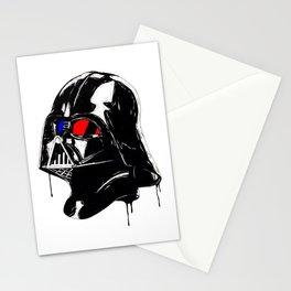 DARTH VA-3D-R Stationery Cards