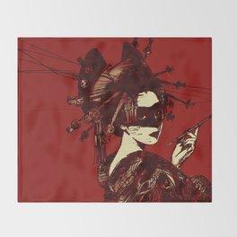 other art 0004 Throw Blanket