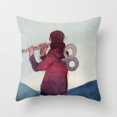Automated Throw Pillow