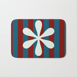 Asterisk Bath Mat