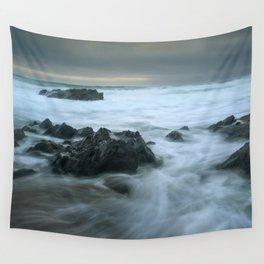 Cornish Coast Wall Tapestry