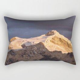 Nevado Ishinca Rectangular Pillow