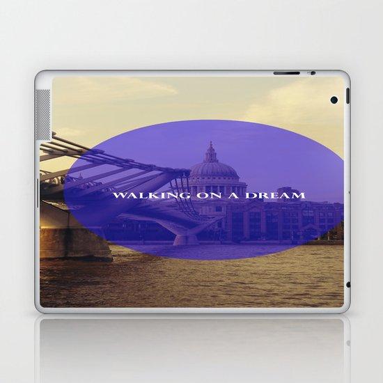 Walking On A Dream Laptop & iPad Skin