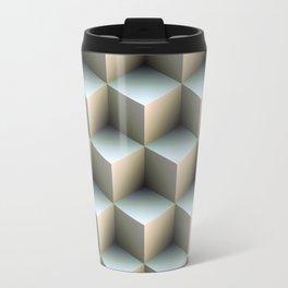 Ambient Cubes Travel Mug