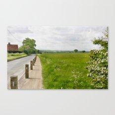 Bressingham Canvas Print