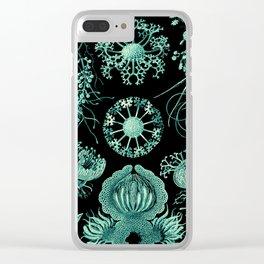 Ernst Haeckel Ascomycetes Sac Fungi Clear iPhone Case