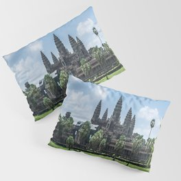 Angkor Wat, Cambodia Pillow Sham