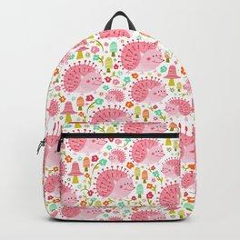 Hildie The Hedghog Backpack