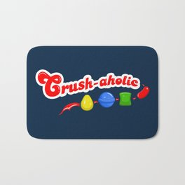Crush-aholic Bath Mat