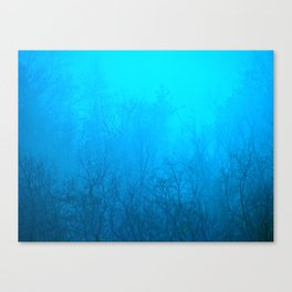 Trees Appear Canvas Print