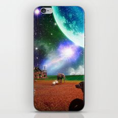 A Most Unusual Evening iPhone & iPod Skin