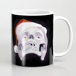 Black XMas. Bastard Son Of Santa Coffee Mug