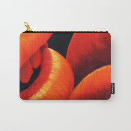 Kissing Lips Carry-All Pouch