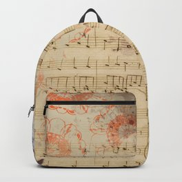 art collage design colorful color Backpack