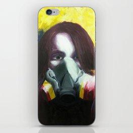 Toxic (Self-portrait) iPhone Skin