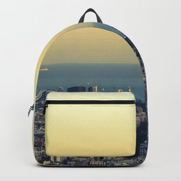 Barcelona view Backpack