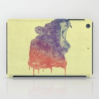 camo iPad Cases featuring camo  by samalope