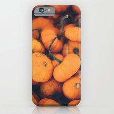 Obligatory Pumpkin Selfie  iPhone 6s Slim Case