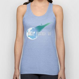 Meteor Logo - Final Fantasy VII Unisex Tank Top