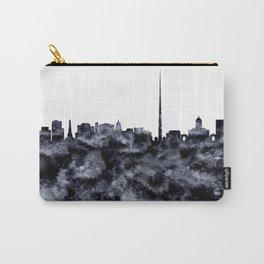 Dublin Skyline Ireland Carry-All Pouch
