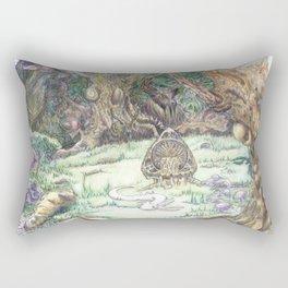 RHX Forest Logo Rectangular Pillow