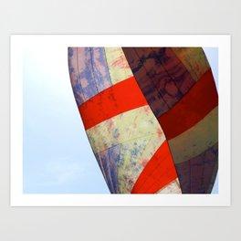 Summer Sail Art Print