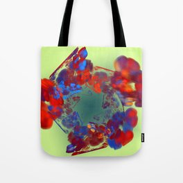 The Flower I Love Tote Bag
