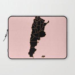 Argentina map Laptop Sleeve