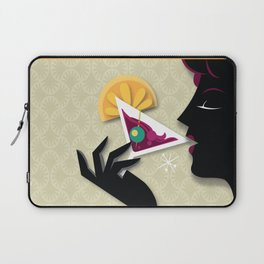 Cocktail drinking Laptop Sleeve